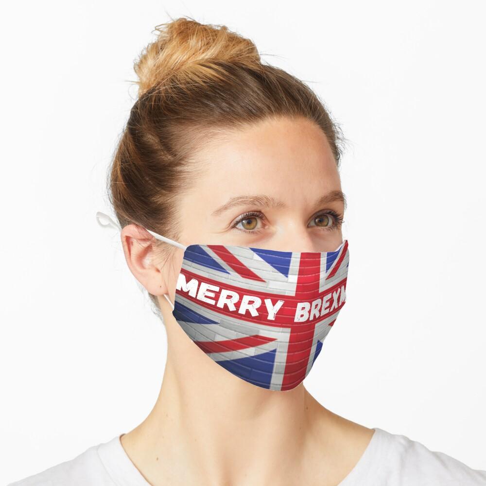 Merry Brexmas Mask