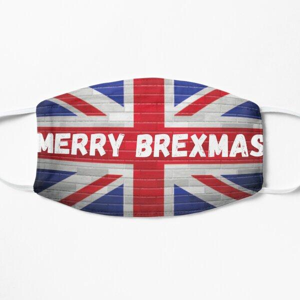 Merry Brexmas Flat Mask