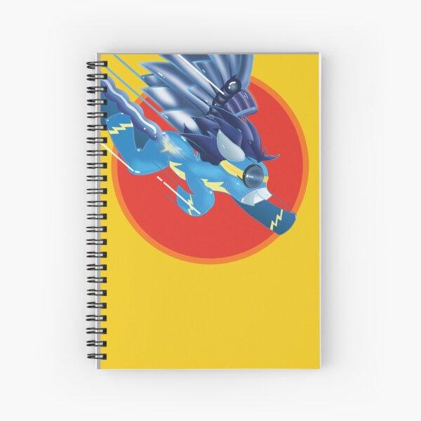 Soarin for Vengeance Spiral Notebook