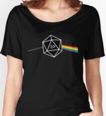 D&d D20 Success Women's Relaxed Fit T-Shirt