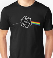 D&d D20 Success T-Shirt