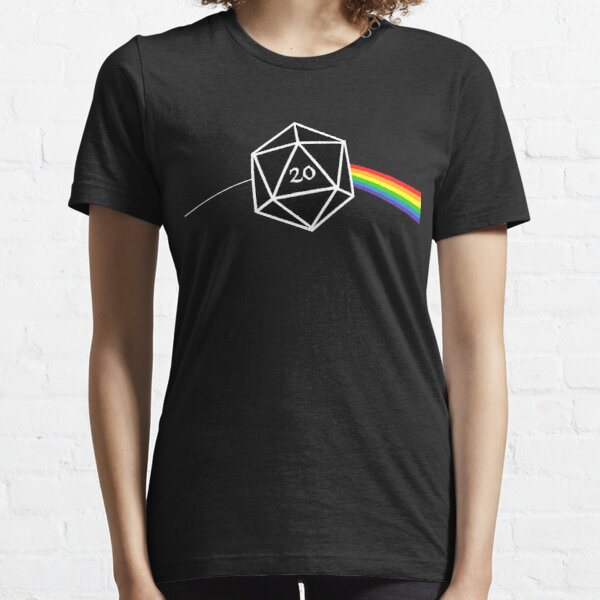 D&d D20 Success Essential T-Shirt