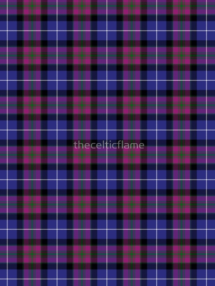 Pride Of Scotland Tartan by thecelticflame
