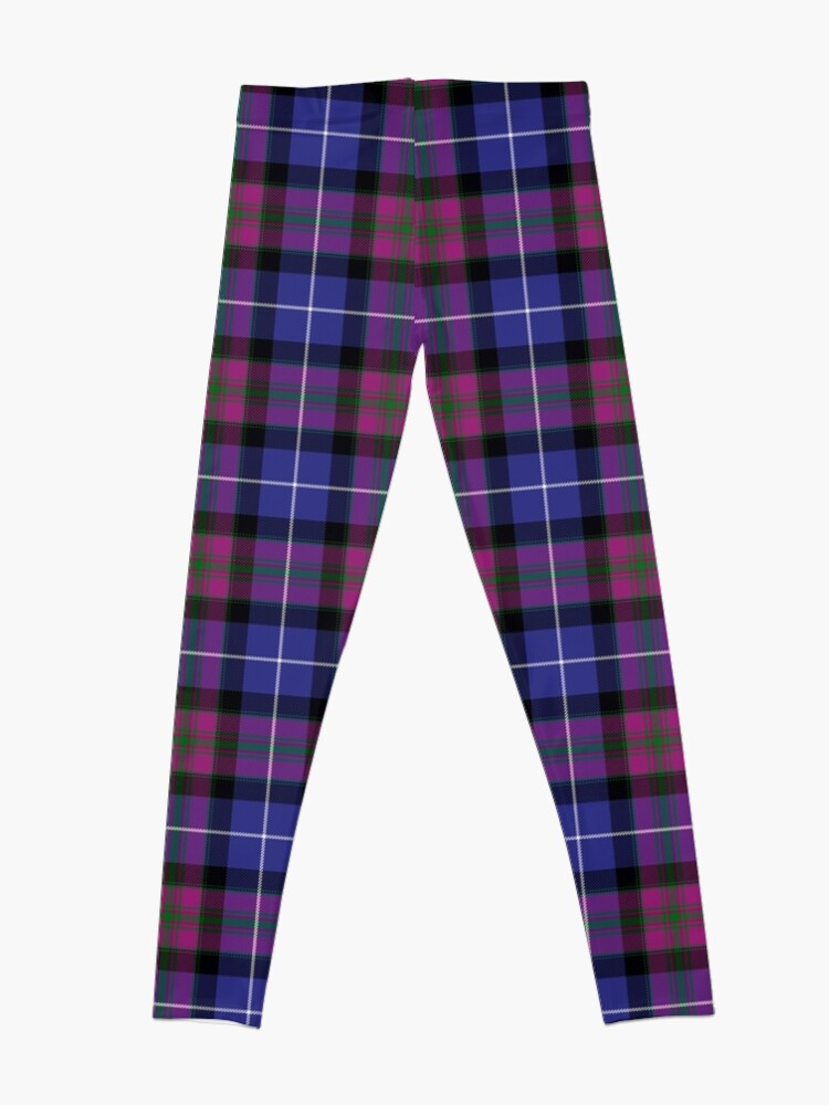 Alternate view of Pride Of Scotland Tartan Leggings