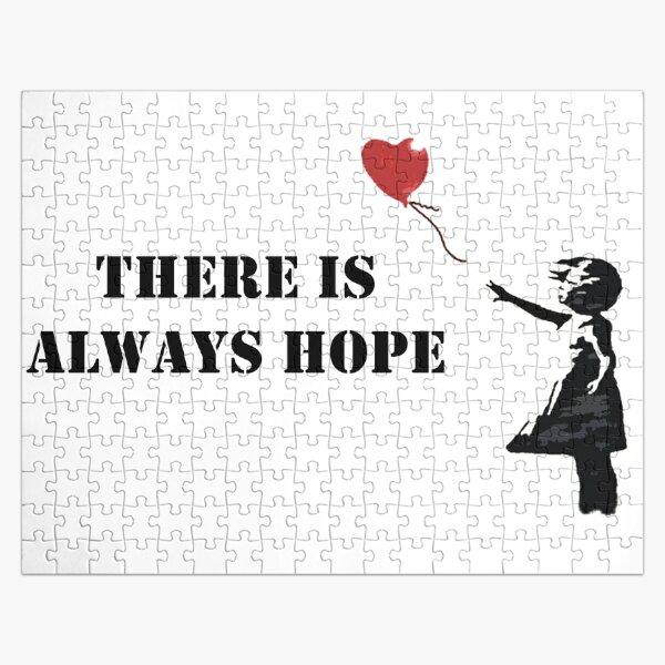 Banksy: Il y a toujours de l'espoir Puzzle
