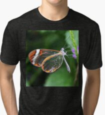 Wings Of Glass Tri-blend T-Shirt