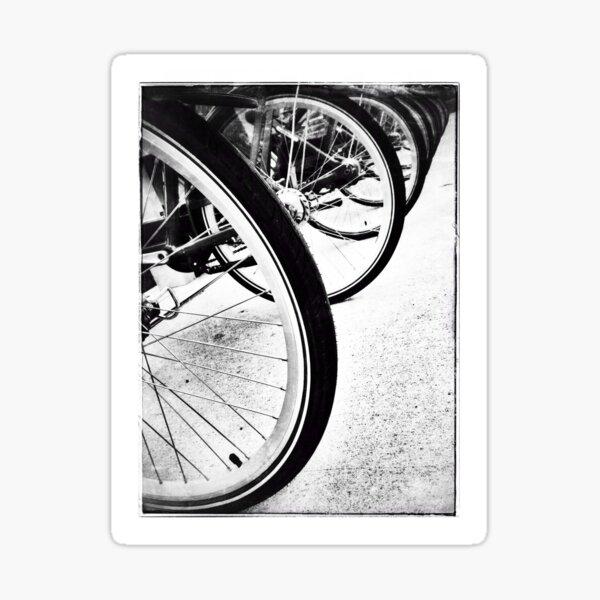 wheels Sticker