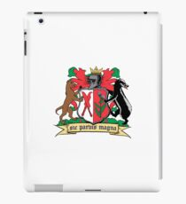 Midsomer - COAT OF ARMS iPad Case/Skin