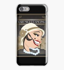Late Night Dancing iPhone Case/Skin