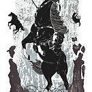 War Horse by beesants