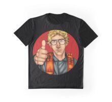 MATT The Radar Technician - Adam Driver SNL Star Wars Graphic T-Shirt