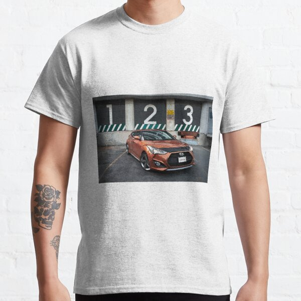 Veloster 123 Classic T-Shirt