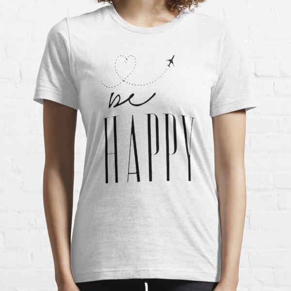 by happy - birds sweatshirts & hoodies Essential T-Shirt