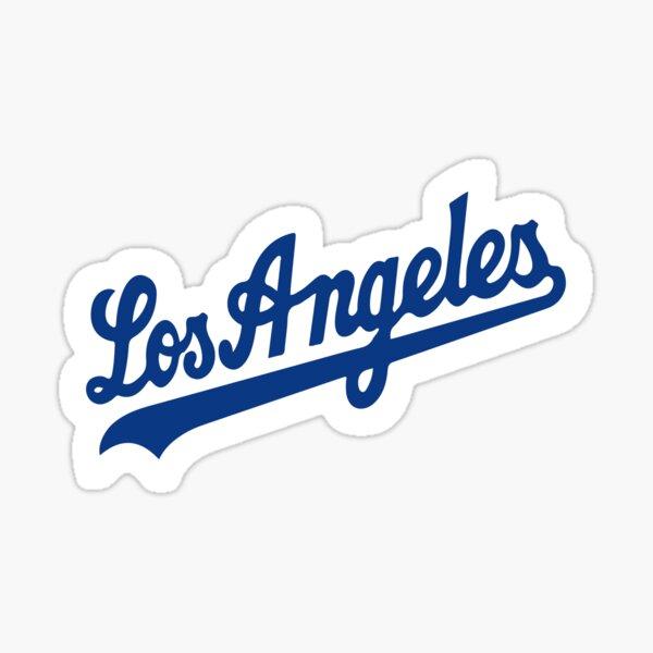 Los Angeles Logo Sticker