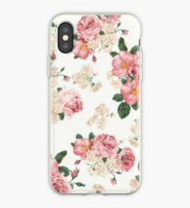 Cute Floral iPhone Case
