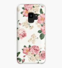 Cute Floral Case/Skin for Samsung Galaxy