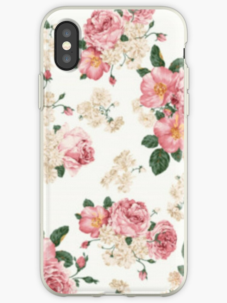 new arrival eaa62 0596b 'Cute Floral' iPhone Case by Ravanna Lotus