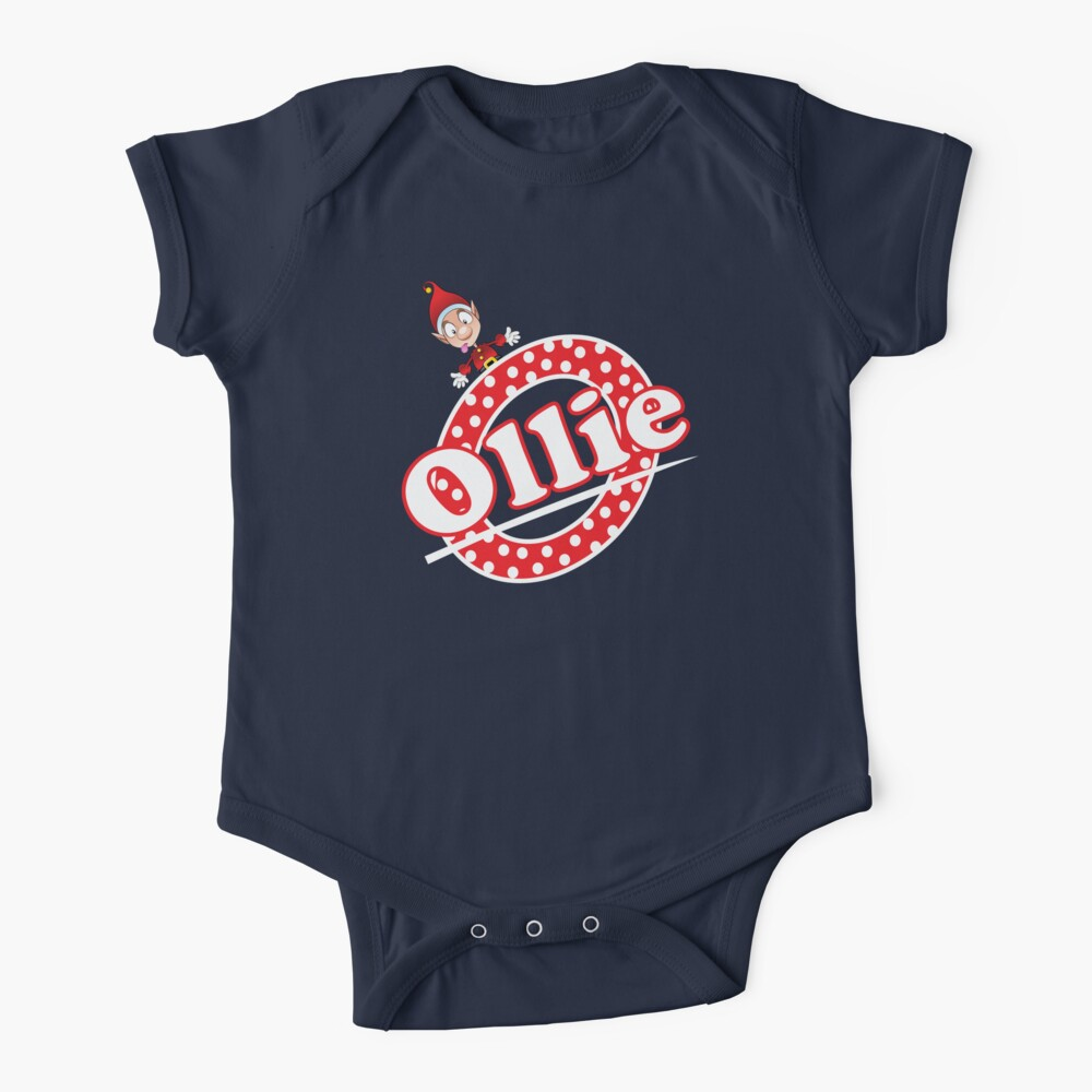 'O' is for Ollie! Baby One-Piece