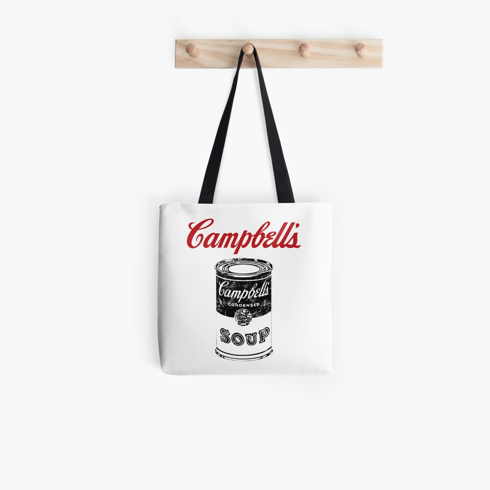 Campbell Suppe Tote Bag