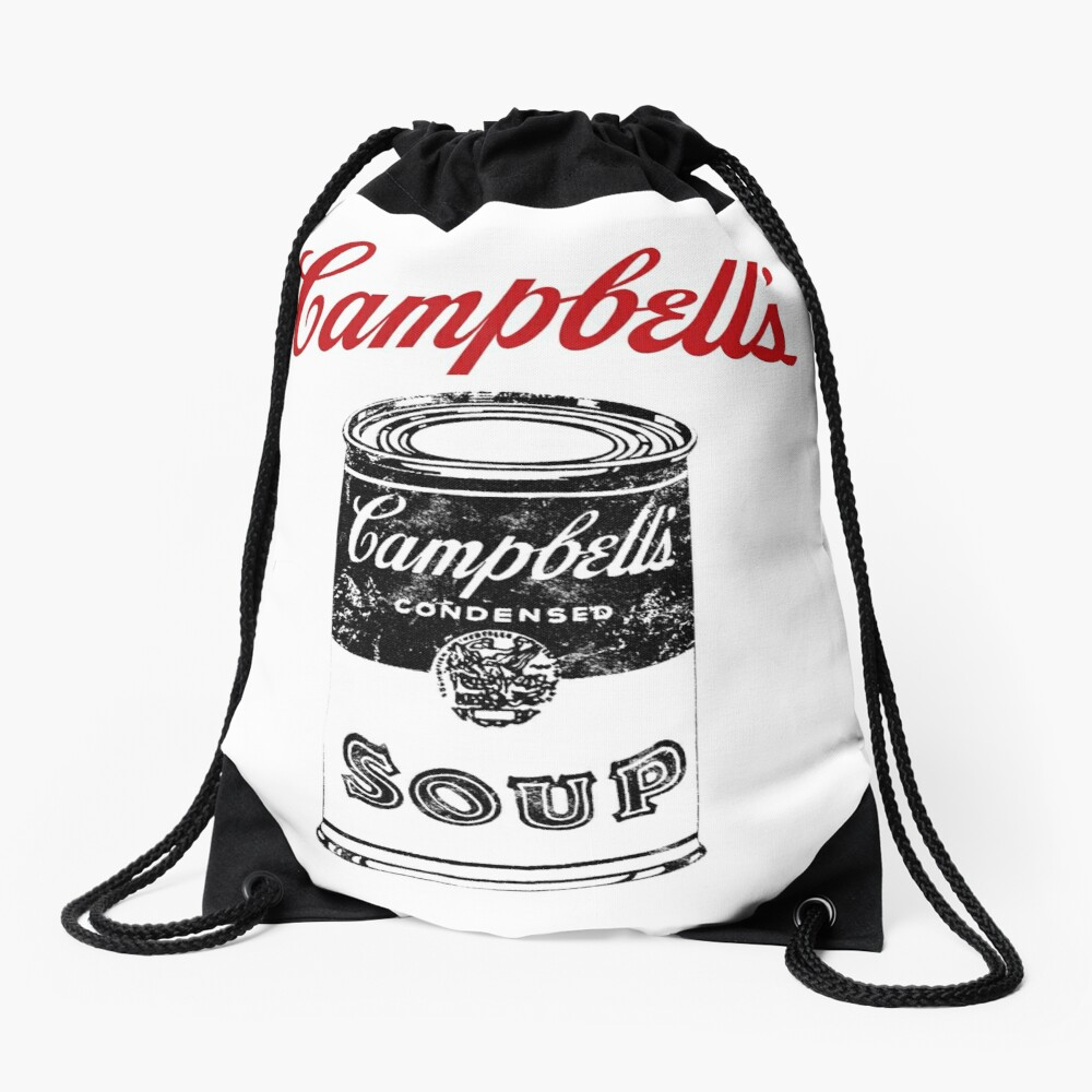 Campbell Suppe Turnbeutel