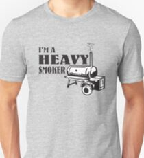 I'm a Heavy Smoker Unisex T-Shirt