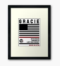 Royce Gracie - Fight Camp Collection Framed Print