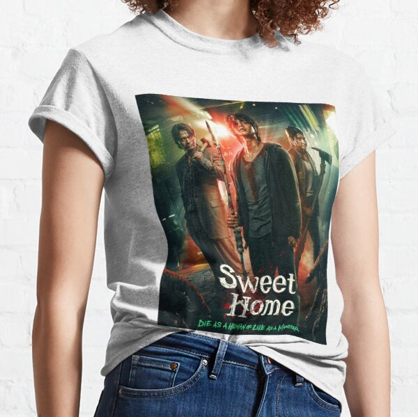 Sweet home horror serie  Classic T-Shirt