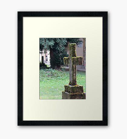 Long ago Framed Print