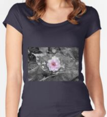 Pink and Lacey Women's Fitted Scoop T-Shirt