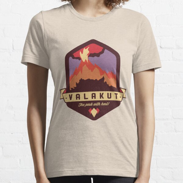Valakut - The peak with heat! Essential T-Shirt