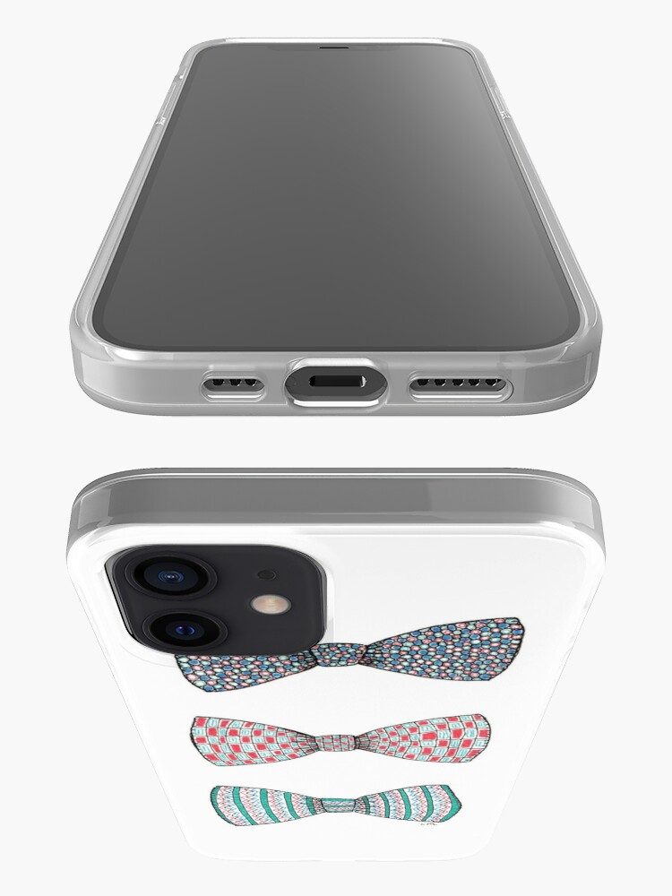 Alternate view of Bow Ties iPhone Case & Cover