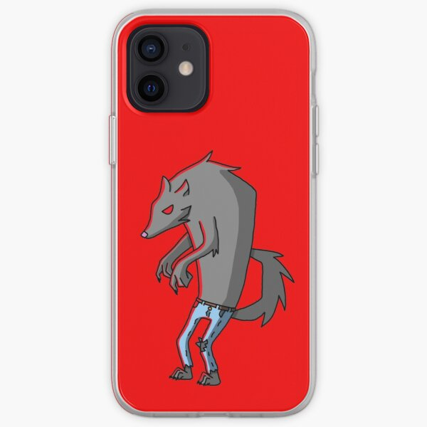 Be-Were of the Big Bad Wolf iPhone Soft Case