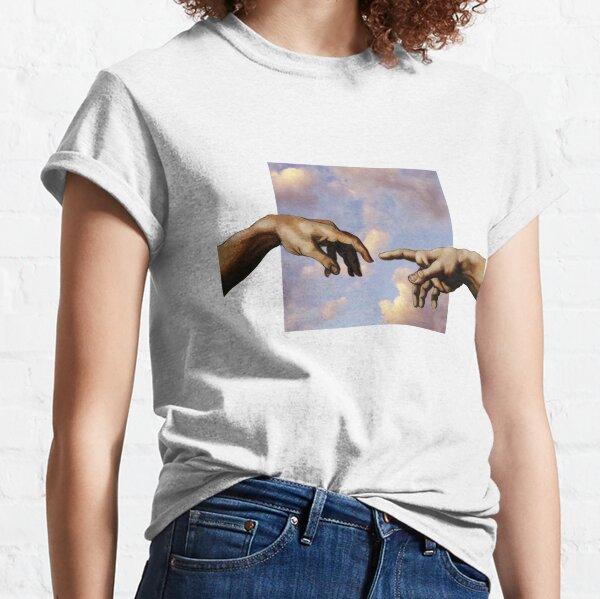 Michelangelo Art David Statue Classic T-Shirt