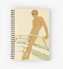 Loveboat Spiral Notebook