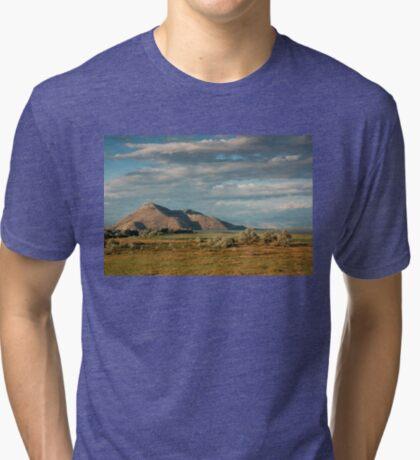 Szkoderskie Lake Tri-blend T-Shirt