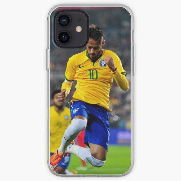 CASO NEYMAR Funda blanda para iPhone