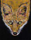 Clever Fox by Michael Creese
