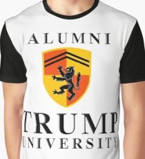 Trump University Alumni Graphic T-Shirt
