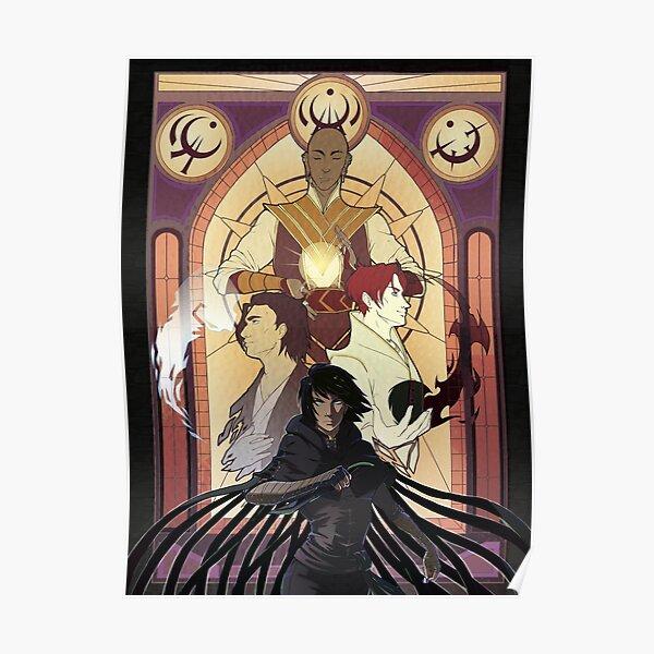 Mistborn Gods Poster