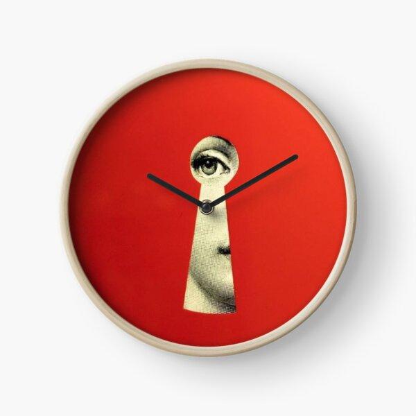 The Fornasetti Eye Clock