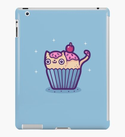 Catcupcake iPad Case/Skin