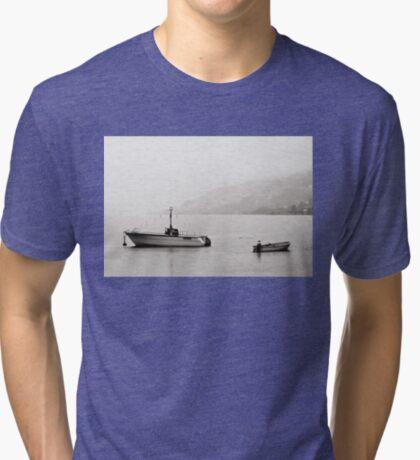Opposite directions Tri-blend T-Shirt