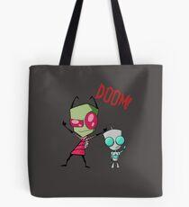 Invader Zim & Gir Doom! Tote Bag