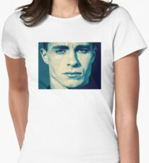 Colton Haynes Women's Fitted T-Shirt