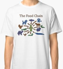The Food Chain Classic T-Shirt