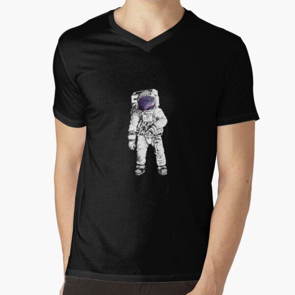 Space V-Neck T-Shirt