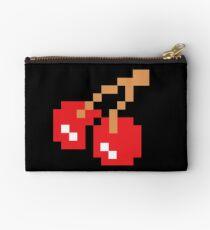 8-Bit Cherry Studio Pouch