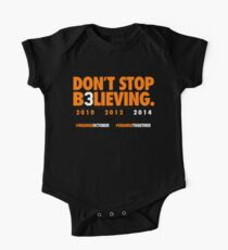 DON'T STOP B3LIEVING 2014 One Piece - Short Sleeve
