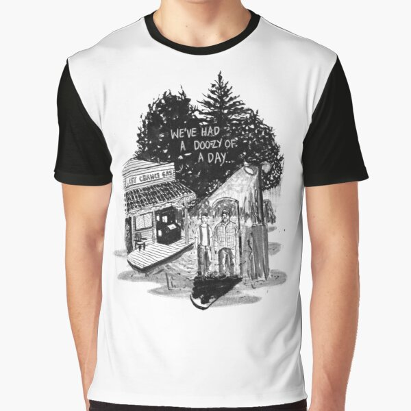 We've Had A Doozy Of A Day Graphic T-Shirt