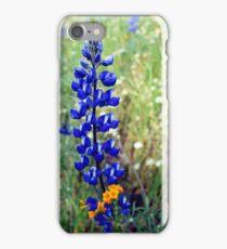 Spike Lupine iPhone Case/Skin